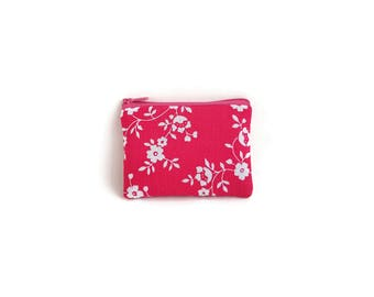 Small coin purse. Little coin purse. Small gift.