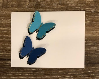 Butterfly greeting cards