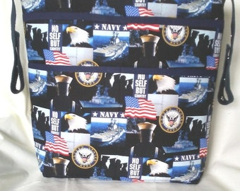 US Navy Wheelchair Bag