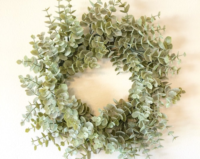 Mini Eucalyptus Wreath