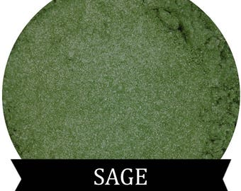 SAGE Green  Eyeshadow