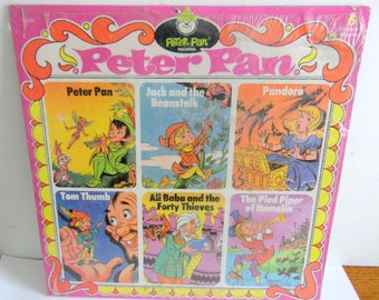 33 RPM record by Peter Pan Records