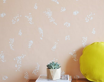 """24"""" x 48"""" Air Bubbles Removable wall paper tile - Wall Paper"""
