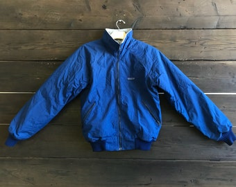 Vintage 80s Patagonia Fleece Lined Jacket