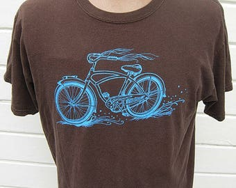 Size L+ (48) ** Bike Shirt (Single Sided)