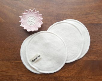 Organic cleansing, set of 4 organic cotton, wipes, organic, unbleached organic Terry, organic cotton dishcloths, face care, wipe face baby