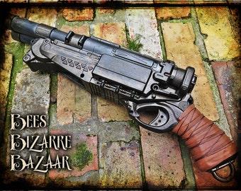 Steampunk Nerf Gun -Shotgun - Cosplay
