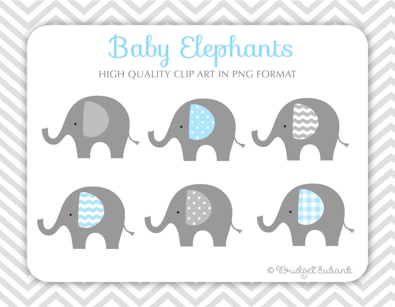 baby elephant clipart elephant clip art baby shower clip rh etsy com baby elephant clip art black and white baby elephant clip art cute