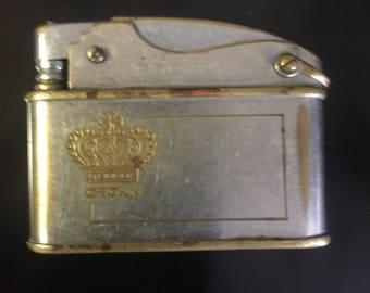 Antique Crown Lighter
