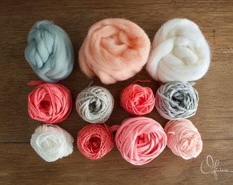 Wool kit _ Camelia