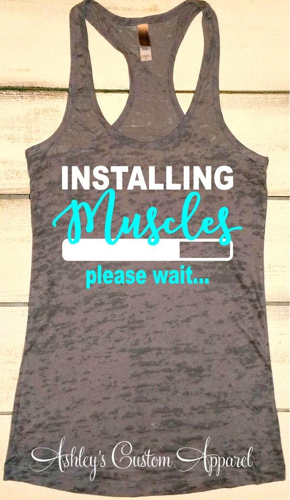 Funny Womens Workout Shirts