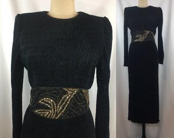 Vintage 70s/80s Maxi Dress