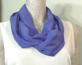 Sheer Wrap - baby purple by VIDA VIDA D51312y