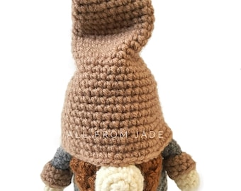 Soft toy GNOME amigurumi for kids or decoration