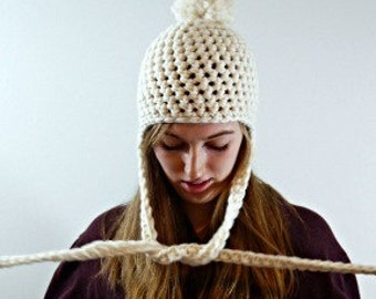 CROCHET HAT KIT /crochet hat kit