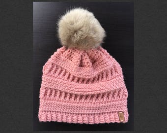 HandMade Crochet Slouchy Hat