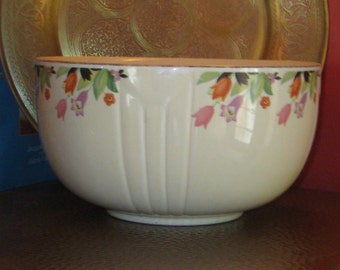 Whisper's From The Past… Hall's Crocus Pattern Nesting Bowl !