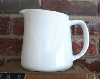 Vintage Arabia Ironstone Pitcher/1960's/made in Finland/gift