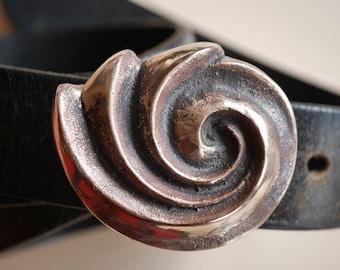 bronze belt buckle, womens belt, women's jeans belt or dress up, Hand Carved, artisan handmade, womens gift, one of a kind, mens belt buckle