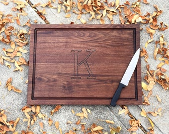 walnut cutting board | serving board | gift ideas | father's day | mother's day