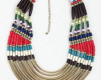 Safari Ladder Necklace