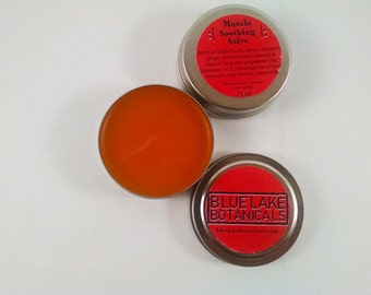 Muscle Soothing Salve