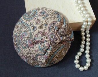 fascinator patterned
