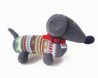 Amigurumi Learn : Amigurumi doll pattern crochet doll pattern pdf for learn