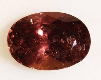 Pink Sapphire 2.01cts Oval Cut 8.500 x 6.00mm Madagascar H9 Y9390 Gem Loose Faceted Gemstone Collector Gemology Gemological