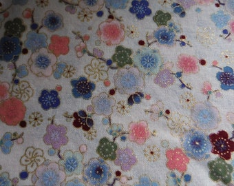 Multi-color Cherry Blossoms