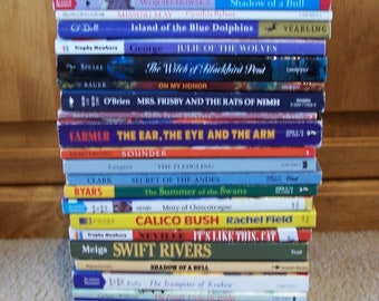 Newbery Children's Books - You Choose Which Ones
