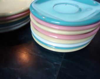 Vintage  BOONTON/MELMAC Cups & Saucers  24 PIECE