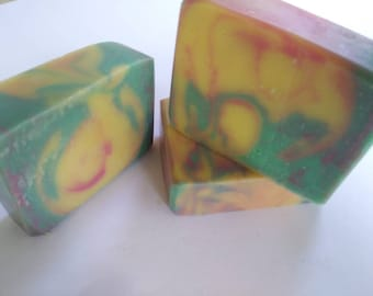 Summer Fling Scented Artisan Bar Soap