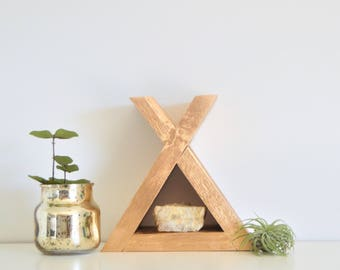 The Mini Tepee  | The Teepee | Rustic | Nursery Decor | Baby Shower Gift| Woodwork | Home Decor