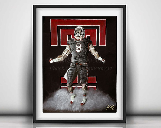 """"""" We the T """" Tyler Matakevich - Limited Edition Art Print"""