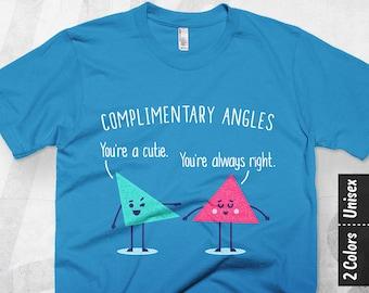 Funny Math Shirt For Teacher, Gift For Math Teacher T-Shirt, Math Puns, Math Nerd Shirt, Math Geek, Math Lover Gift, Mathematician, Math Tee