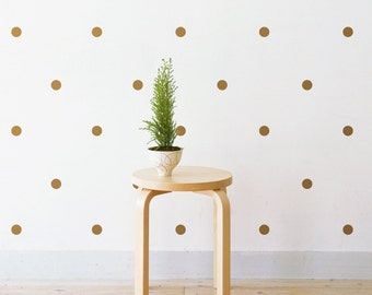 Mini Polka Dots   Removable Wall Decal & Sticker for Home, Office, Nursery