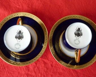 Two cups Cuzzi co. - Made in Venezia