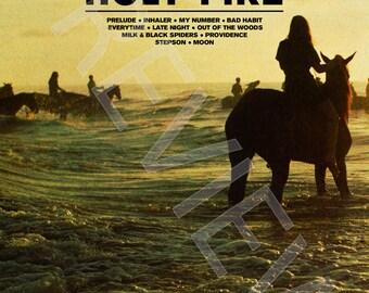 Tshirt - Foals: Holy Fire (2013)