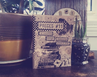 Pieces 11: On Connecting Through Friendships, Letters & Zines (Perzine)