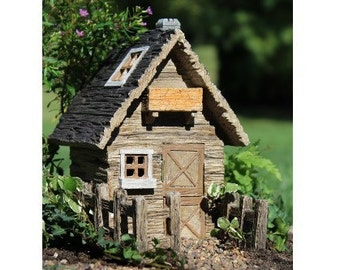 My Fairy Gardens Mini   Garden Shed   Miniature Supplies Accessories  Dollhouse