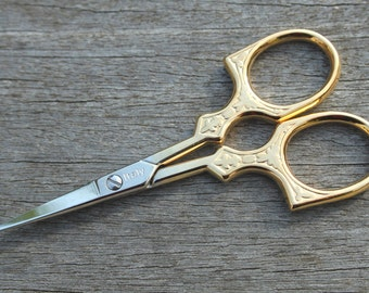 Scissors for lacemaking and embroidery - Fleur
