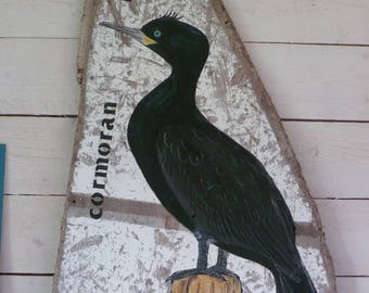 Shag is painted on Driftwood