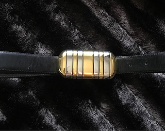 Free Shipping Christian Dior Couture Vintage Belt