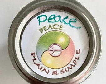 Peace Plain and SImple