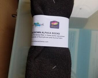 Alpaca Heavy Weight Boot Socks