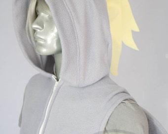 Derpy Hooves Pony Vest Costume