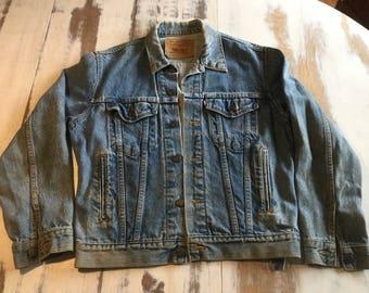 1980's Levi Denim Jacket