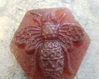Exfoliating Honey Facial Soap