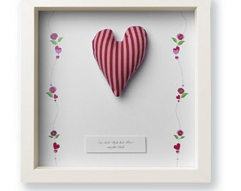 Loving, popular gift to the wedding, mother's day, engagement, Valentine's day--or simply for the love!